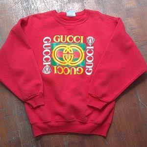 Hanes Gucci sweatshirt